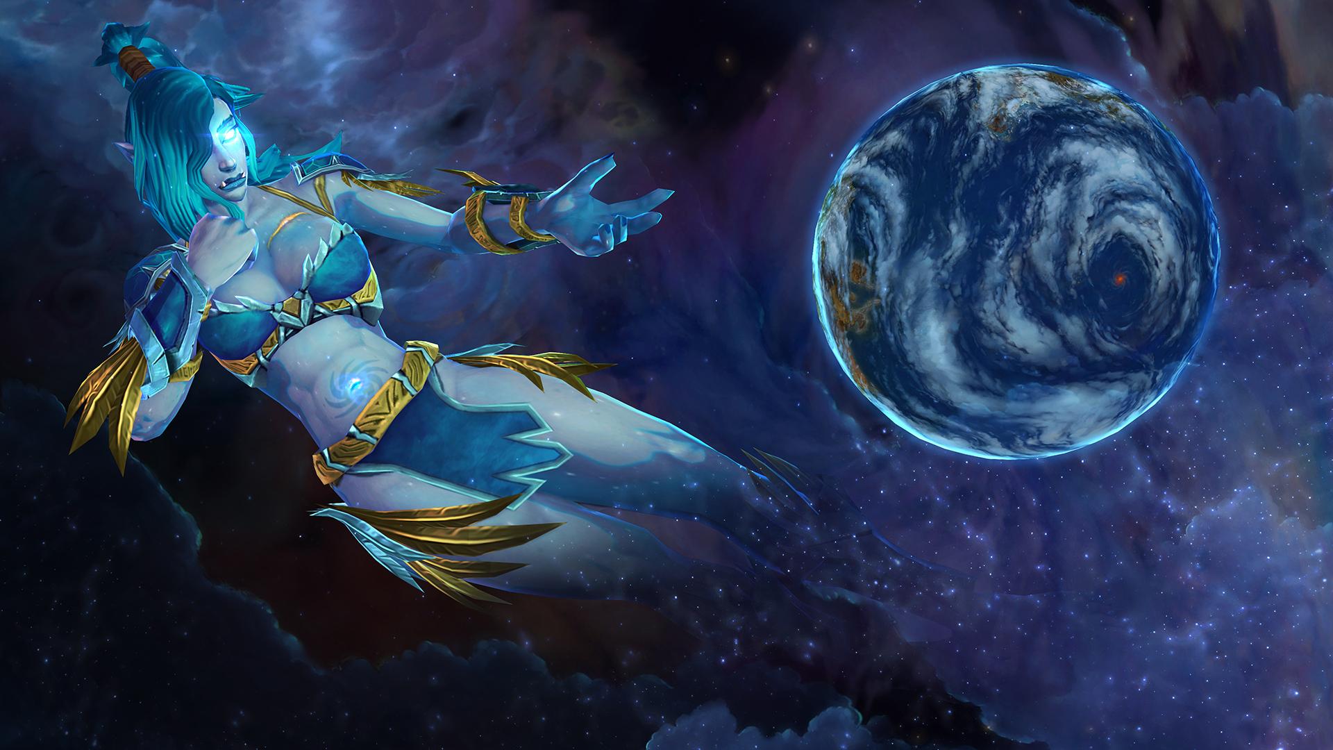 Azeroth Titan od Hypnosworld