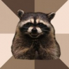 Evil Raccoon John Avatar