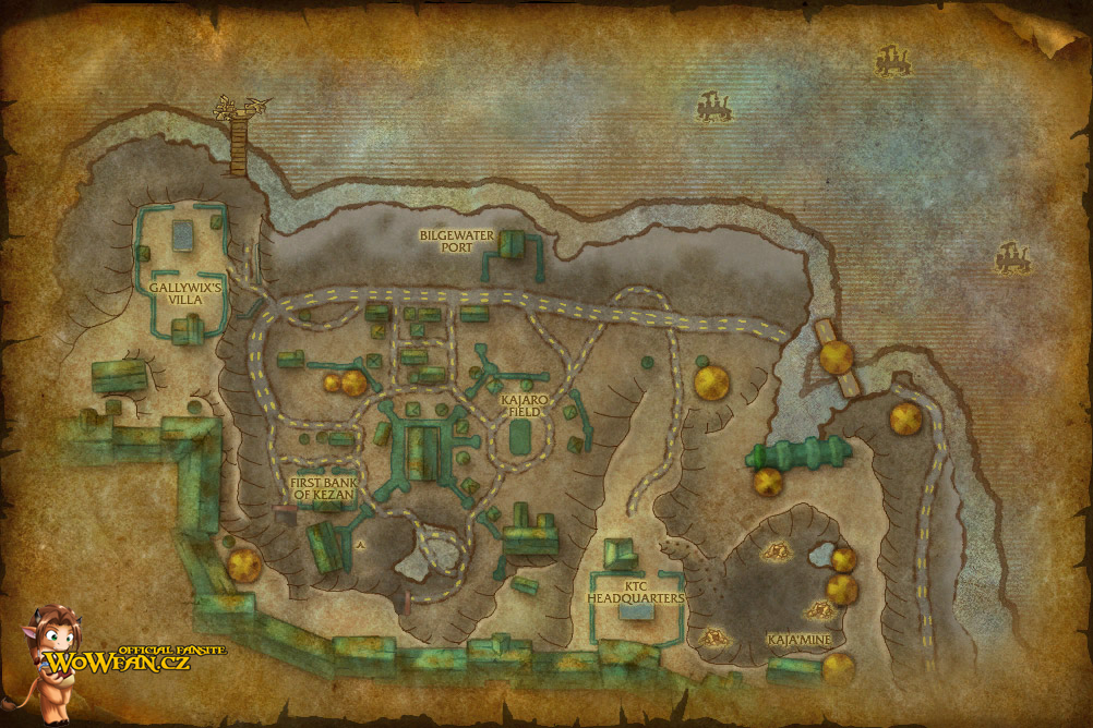 how to get to western plaguelands from orgrimmar